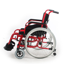 WOFFTOWN119 Hand Control Deluxe aluminum wheelchair manual